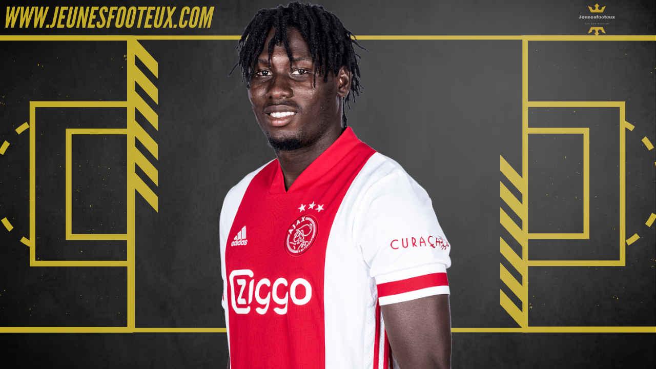 Attaquant de l'Ajax, Lassina Traoré est ciblé par Wolverhampton, il est estimé à 25 millions d'euros
