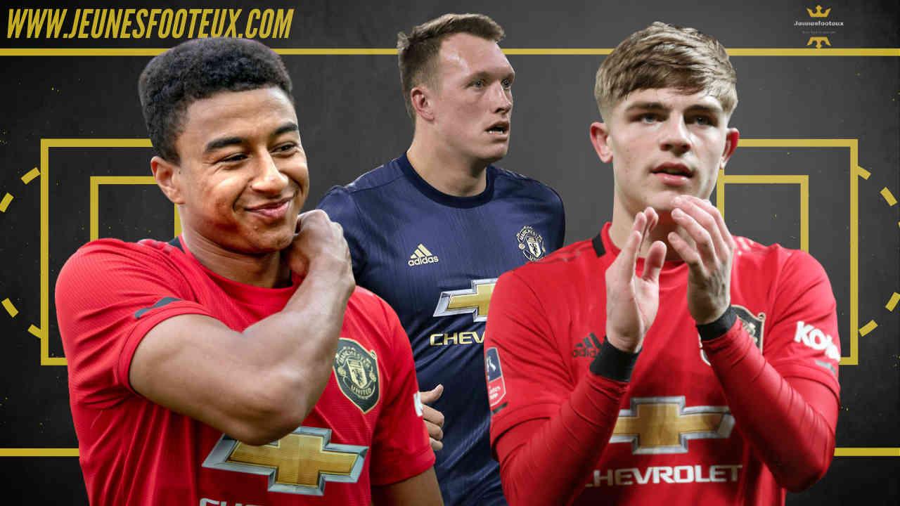 Courtisés par Newcastle, Jesse Lingard, Phil Jones et Brandon Williams pourraient quitter Manchester United en prêt cet hiver
