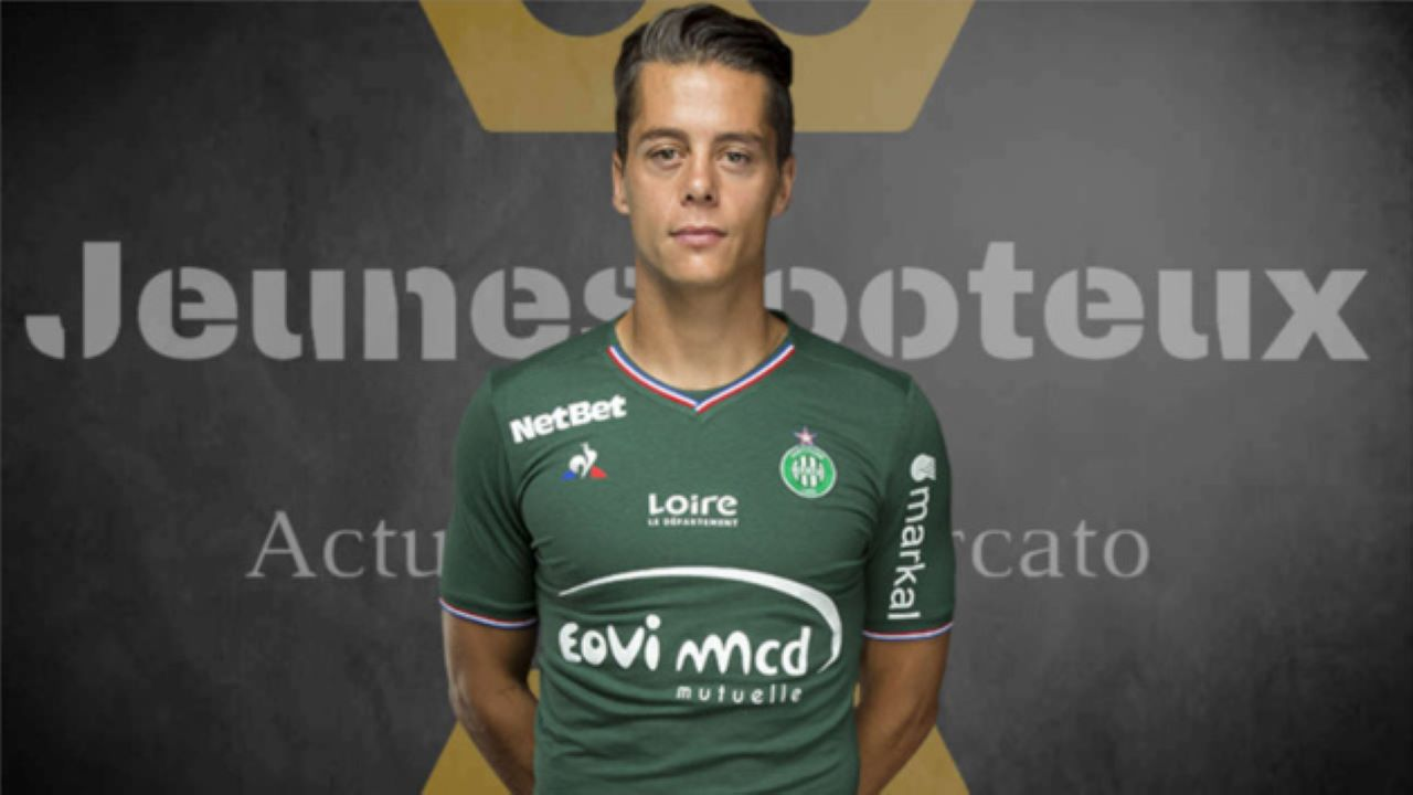 ASSE Mercato : Romain Hamouma (St Etienne).