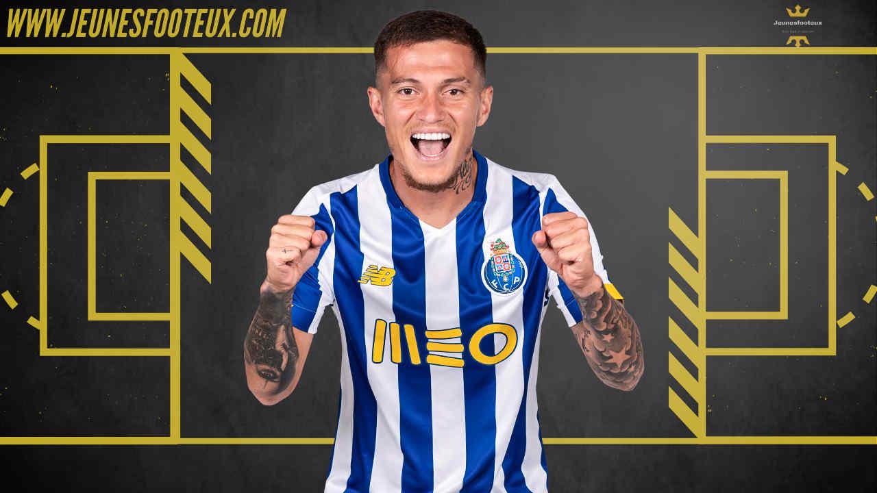 En fin de contrat avec le FC Porto, Otavio est courtisé par l'AS Rome et Arsenal