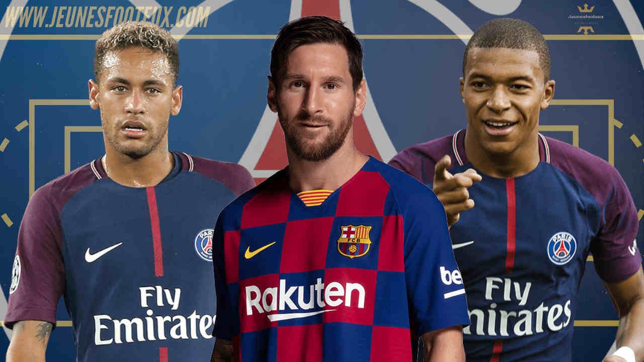 PSG Mercato : Messi, Neymar, Mbappé, les grosses annonces de Leonardo
