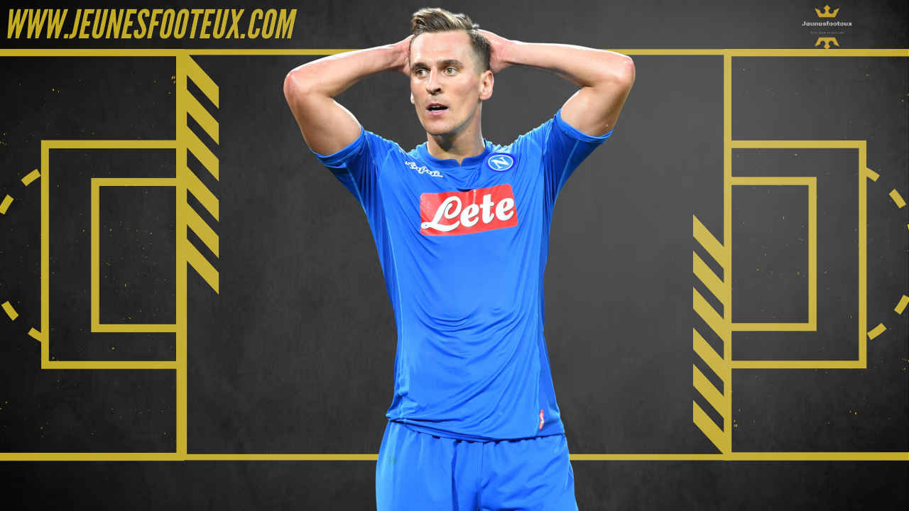 Mercato OM : Accord Milik - Marseille, mais...