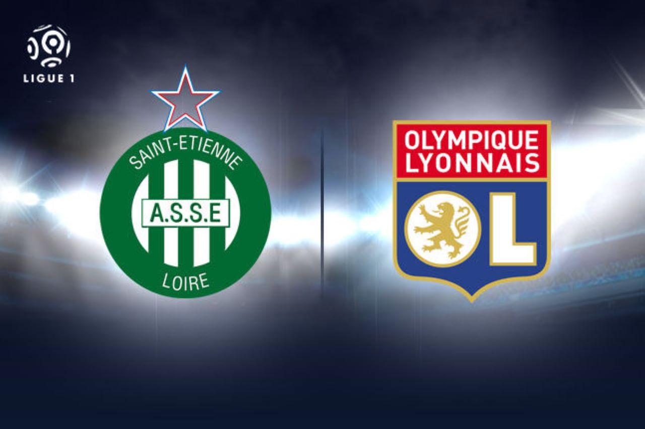 ASSE - OL : Les compos de St Etienne - Lyon !