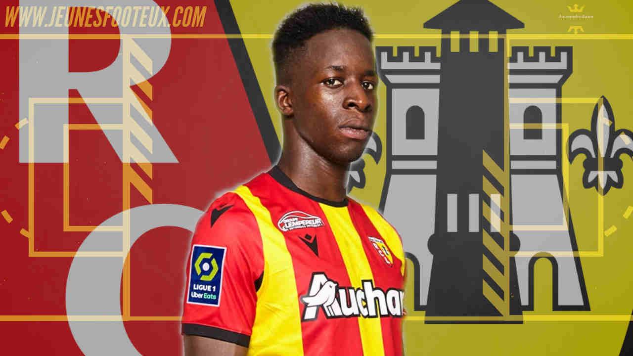 RC Lens Mercato : Zakaria Diallo en Ligue 2 ?