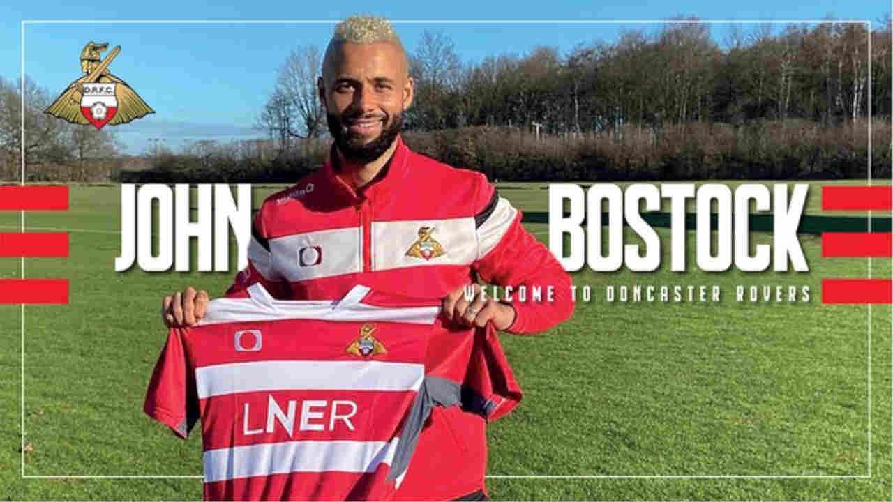 John Bostock (ex RC Lens et TFC) signe en 3e division anglaise