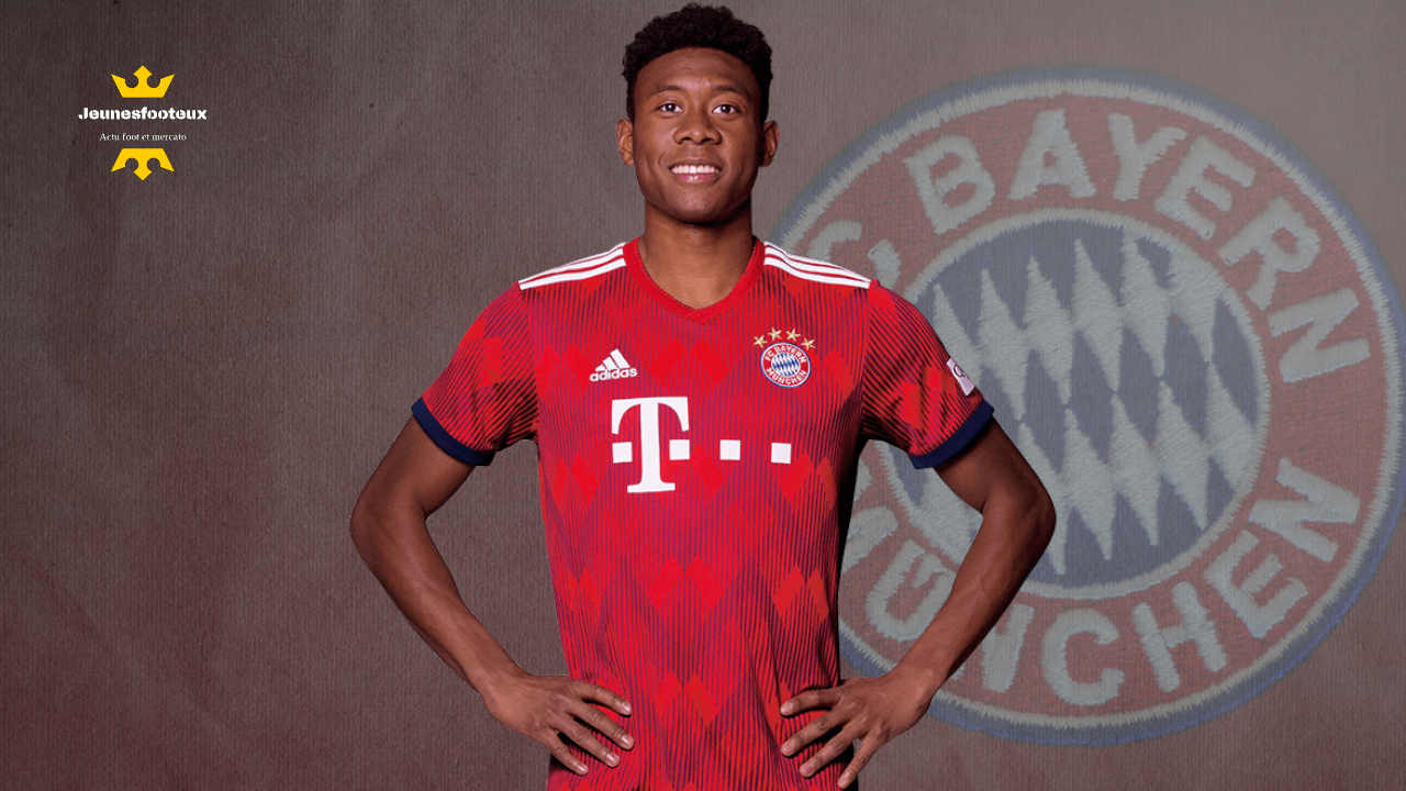 Mercato Bayern Munich : le PSG, Manchester City et le Real Madrid veulent Alaba