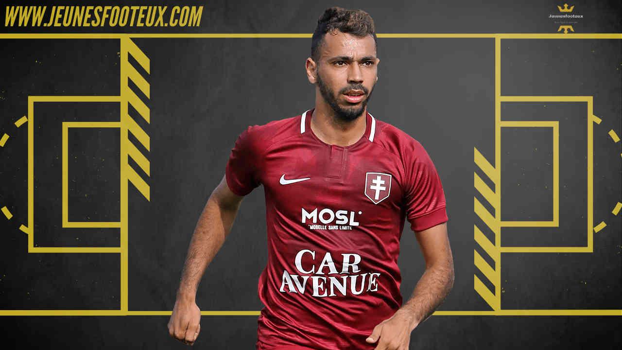 Recalé par le FC Nantes il y a quelques années, Farid Boulaya a été buteur et passeur décisif dimanche face aux Canaris