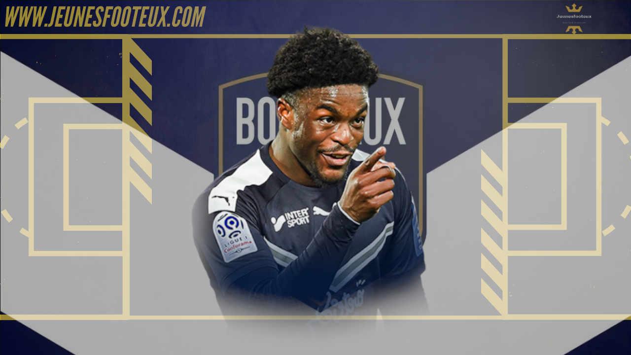 Courtisé en Premier League, Josh Maja a la possibilité de quitter Bordeaux, la prendre-t-il ?