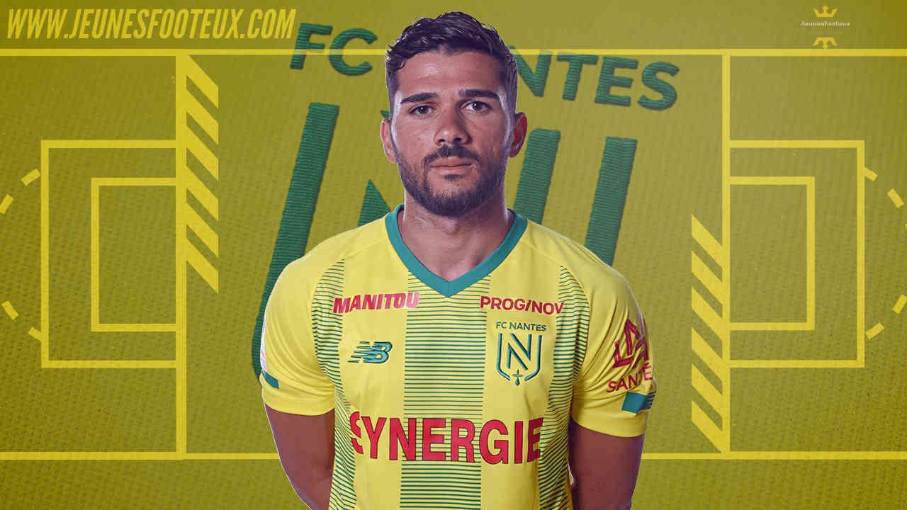 Désireux de quitter le FC Nantes, Mehdi Abeid va quitter les Canaris pour Al Nasr au Qatar