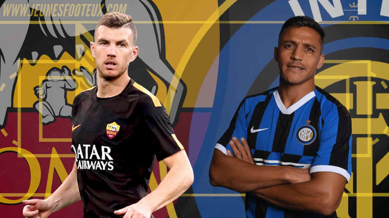 AS Roma : un échange Dzeko-Sanchez à l'étude