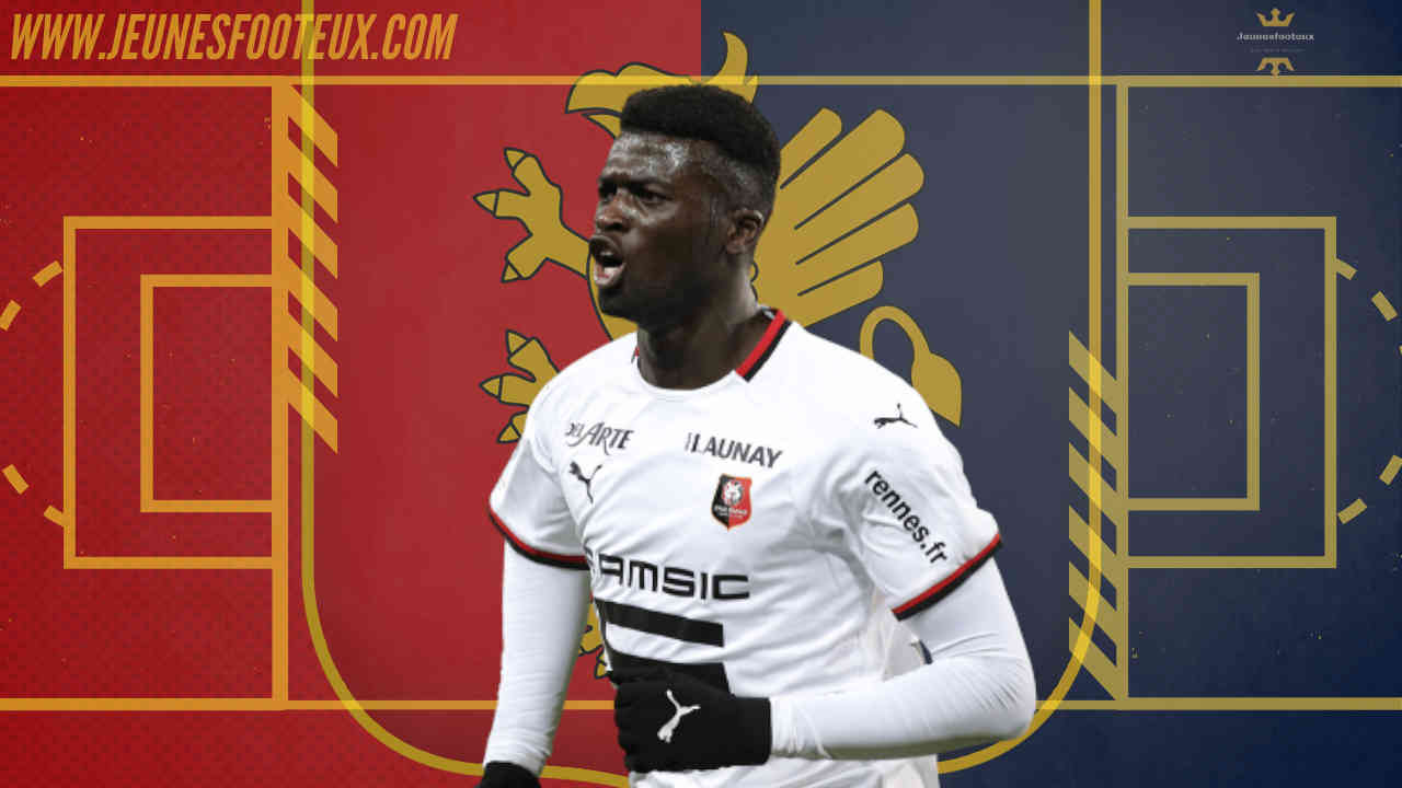 M'Baye Niang quitte le Stade Rennais en prêt avec OA de 10M€ pour le Genoa