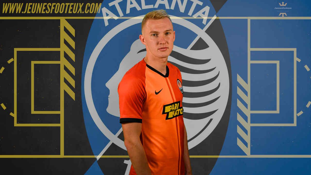 En quête d'un numéro 10 après le départ de Papu, l'Atalanta devrait signer Viktor Kovalenko