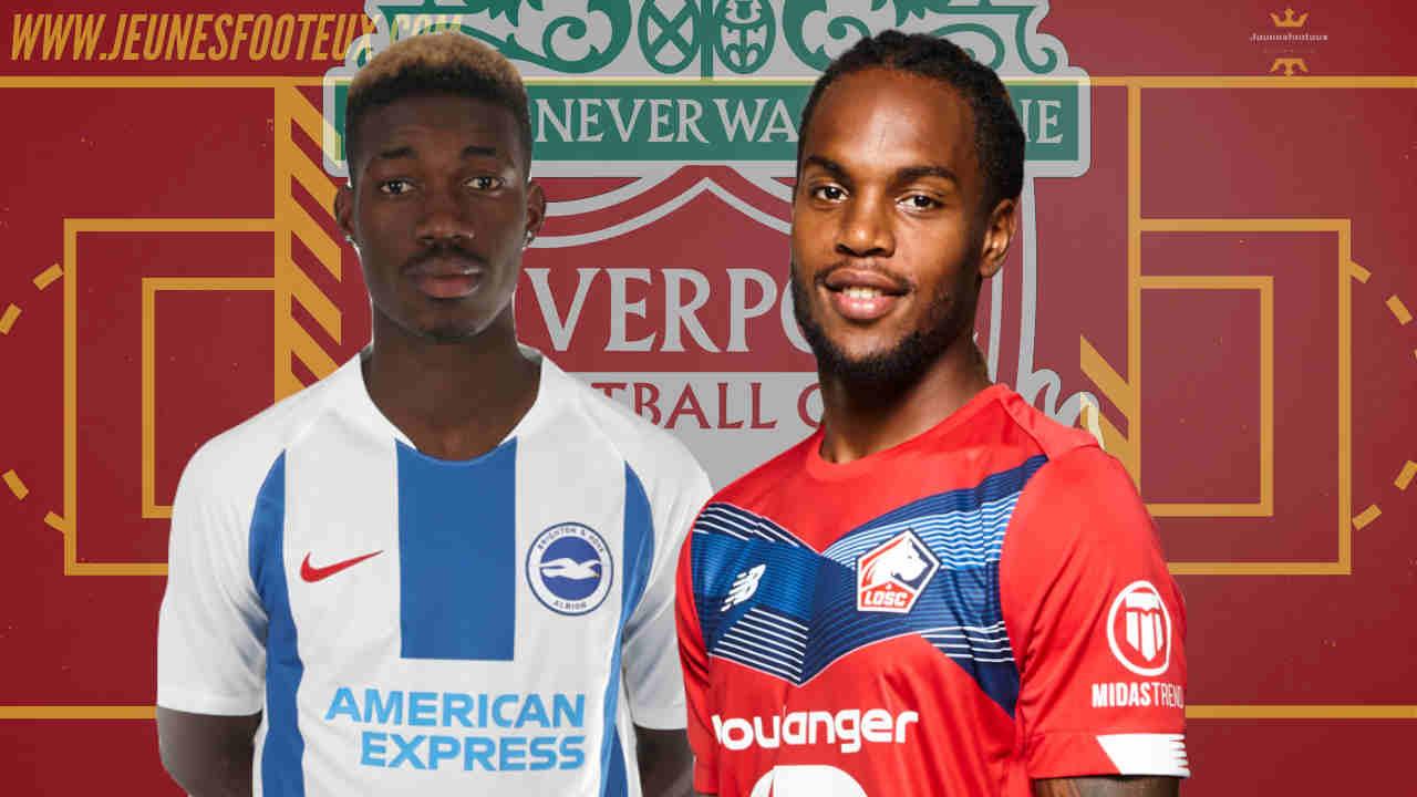 Liverpool : Yves Bissouma ou Renato Sanches (LOSC) pour remplacer Wijnaldum ?