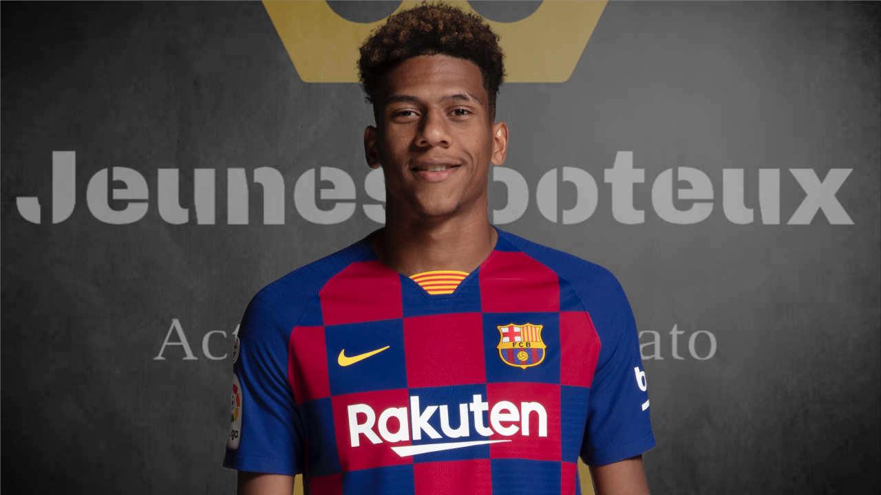 OGC Nice - Mercato : Todibo (Barça), plus qu'un prêt ?