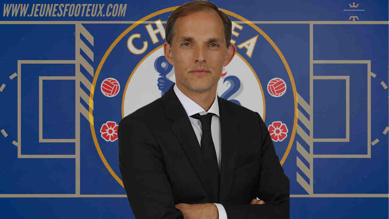 Chelsea : Thomas Tuchel se sent déjà épanoui en Première League