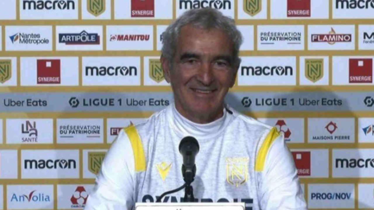 Nantes - Lens : Raymond Domenech absent !