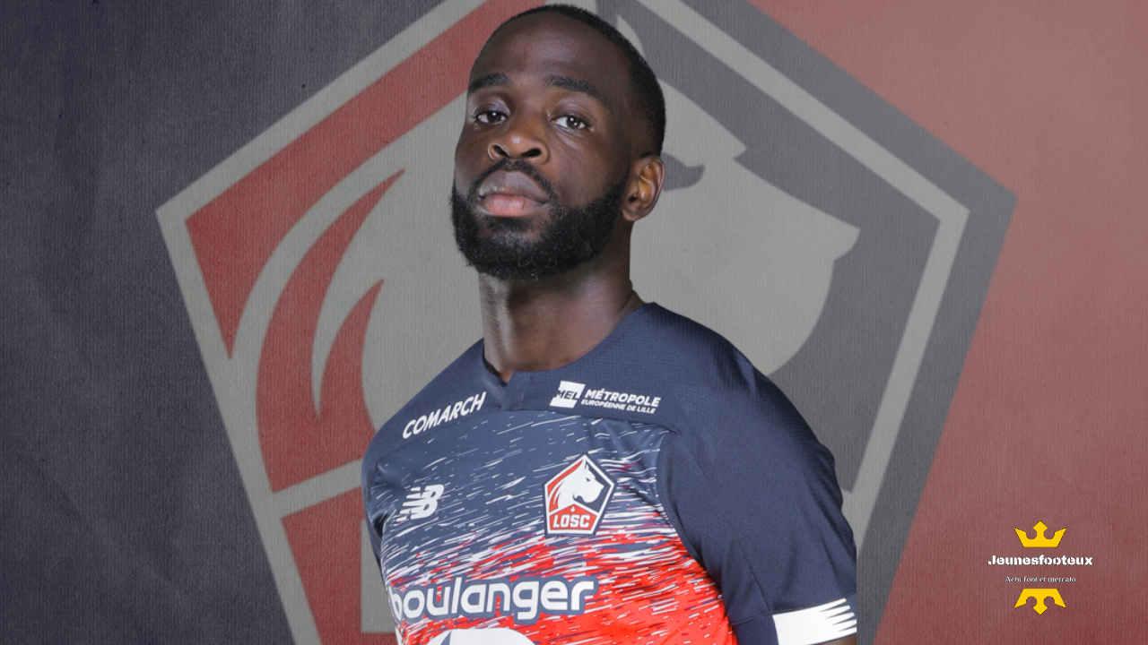 LOSC Foot : Jonathan Ikoné (Lille OSC).