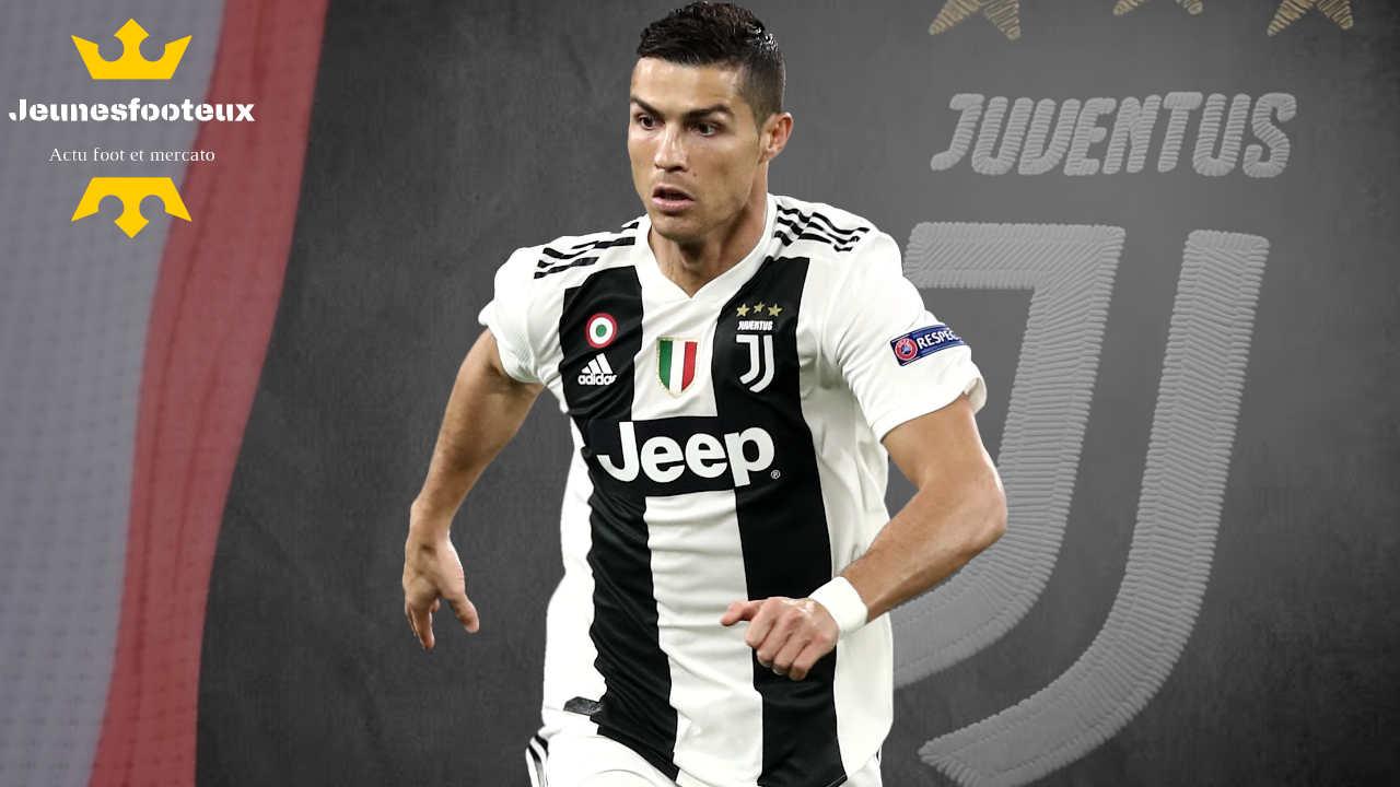 Mercato Juventus : Cristiano Ronaldo pourrait quitter la Juve