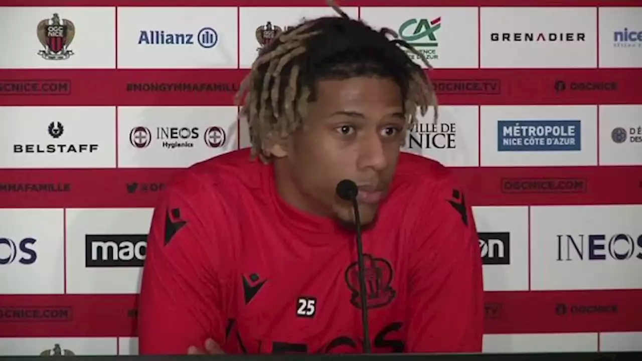 Jean-Clair Todibo, défenseur du FC Barcelone prêté à l'OGC Nice