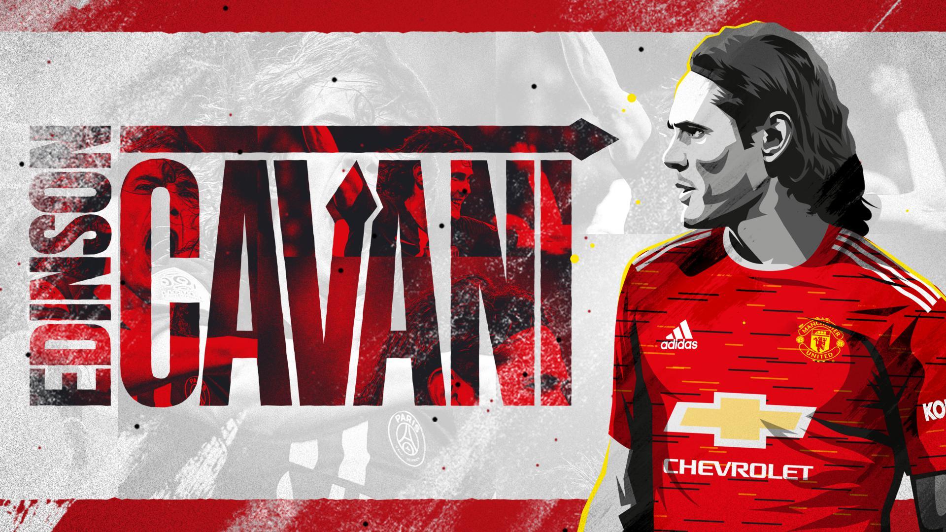 Manchester United : Edinson Cavani (ex PSG).