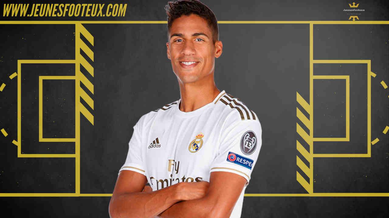 Transfert Real Madrid : Raphael Varane pourrait quitter le Réal lors du mercato d'été