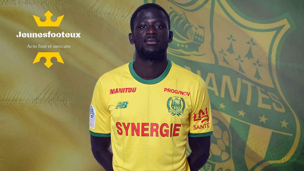 FC Nantes : Abdoulaye Touré ne regrette pas l'absence de supporters