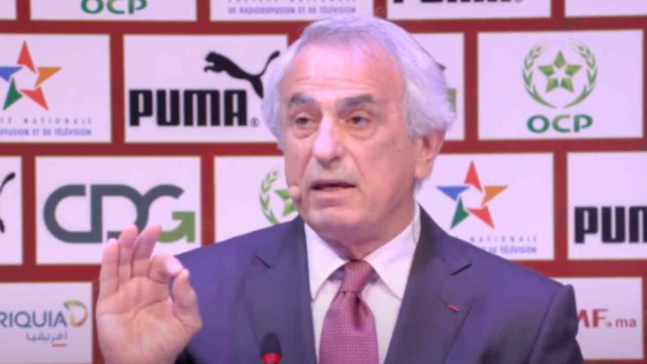 Vahid Halilhodzic en colère contre le Stade Rennais au sujet de Nayef Aguerd