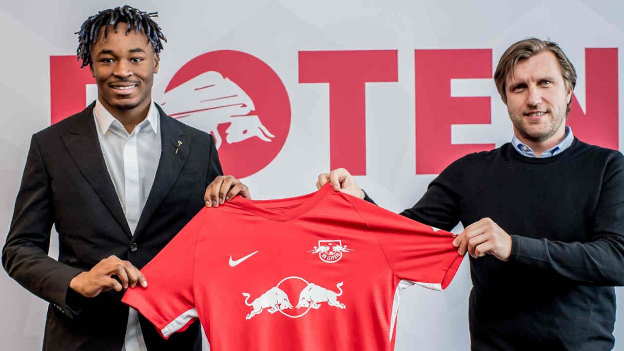 Mohamed Simakan jusqu'en 2026 au RB Leipzig