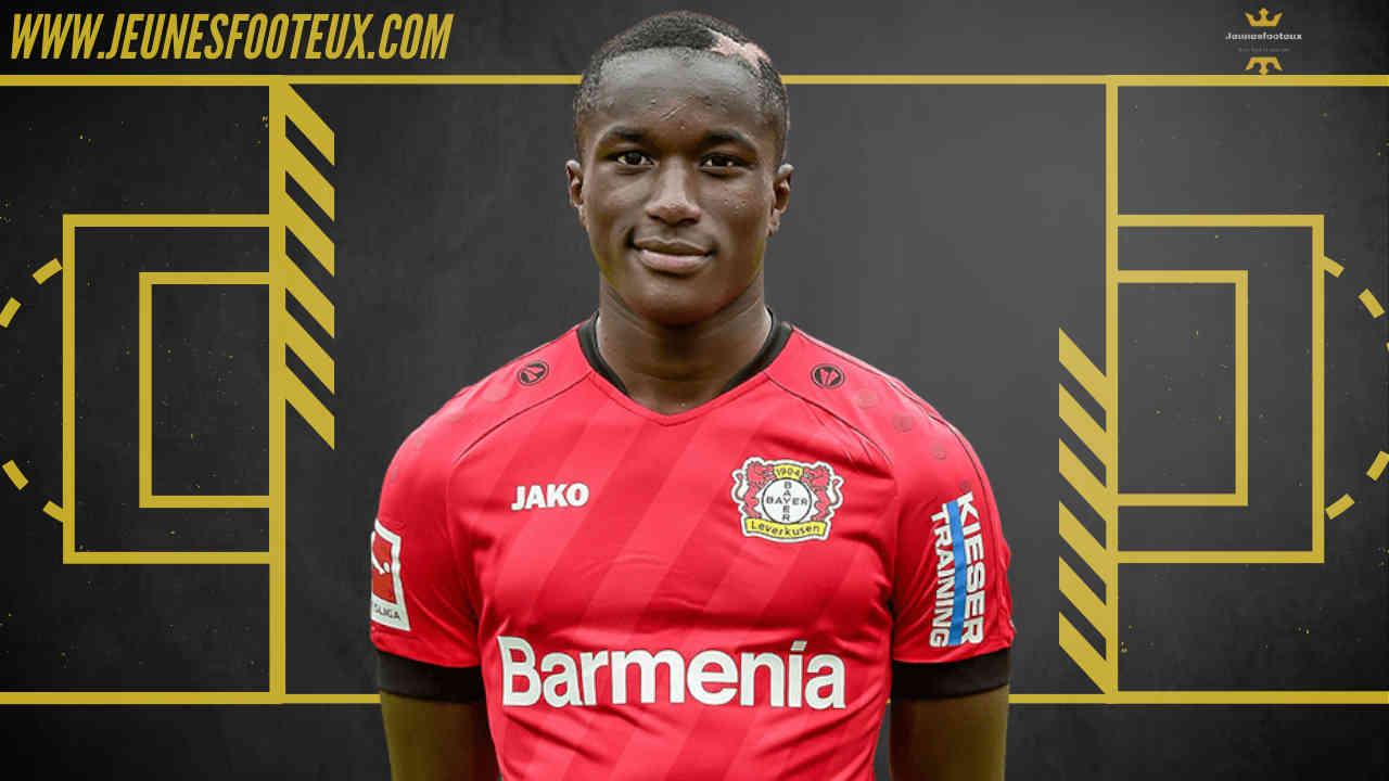 Moussa Diaby (Leverkusen) plaît au Réal !
