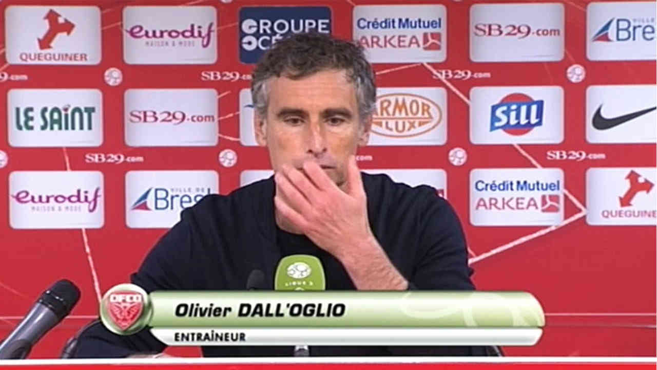 OL - Mercato : Dall'Oglio (Brest) se verrait bien à Lyon