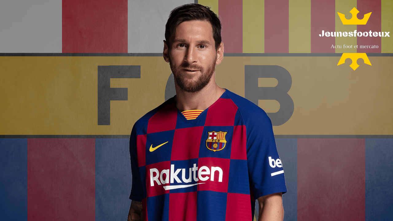 PSG Foot : Messi entre Paris SG et Barça !