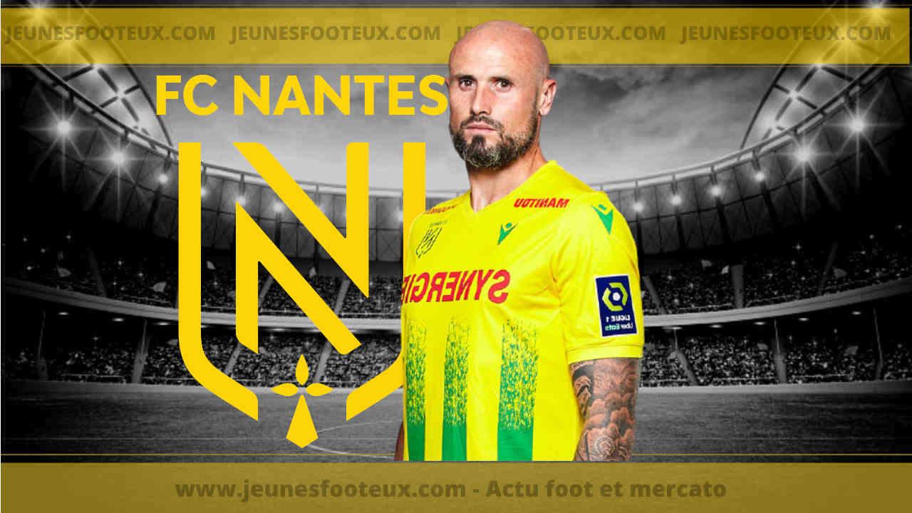 Nantes - Nice : Pallois met la pression sur les attaquants du FCN