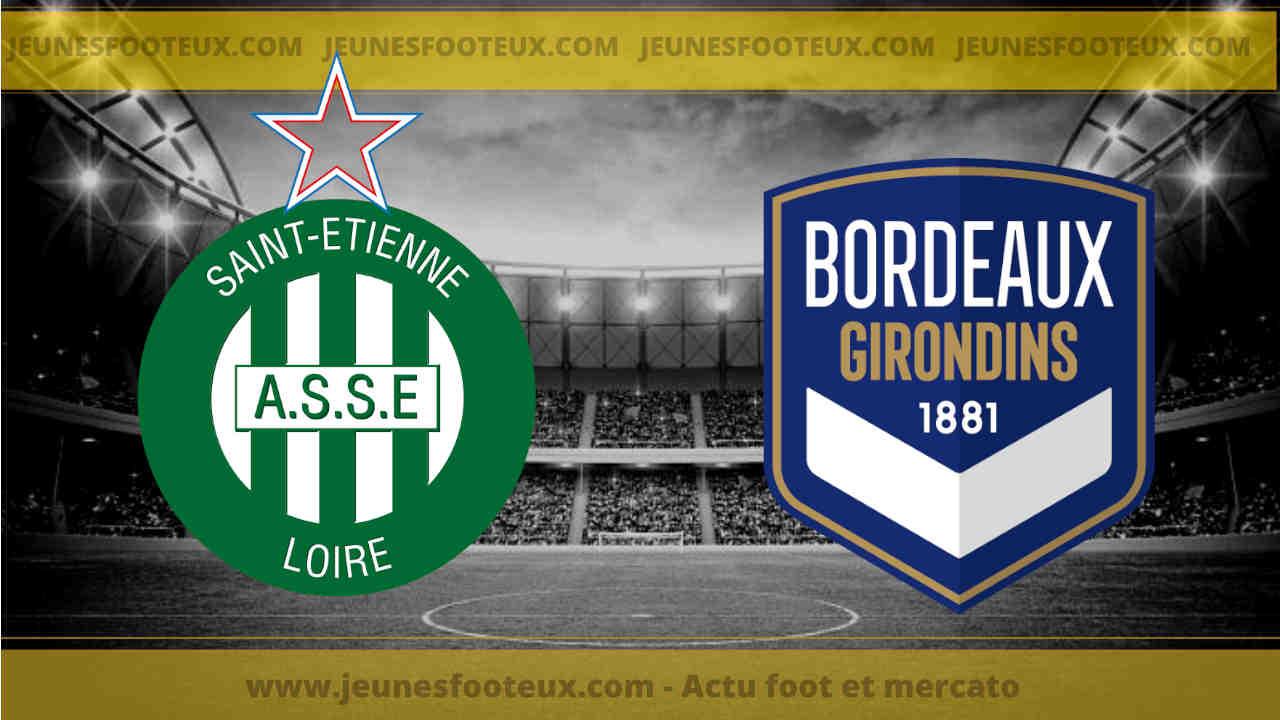 ASSE et Girondins de Bordeaux, deux clubs dans un épais brouillard