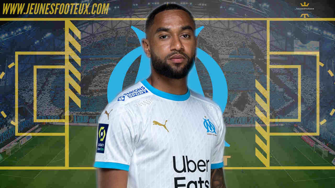 OM Foot : Jordan Amavi (Olympique de Marseille).
