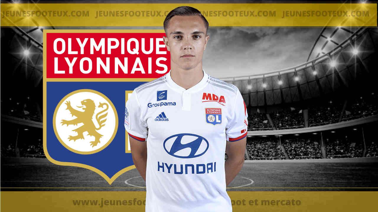 OL : Maxence Caqueret très critique après la difficile victoire de Lyon face au Red Star