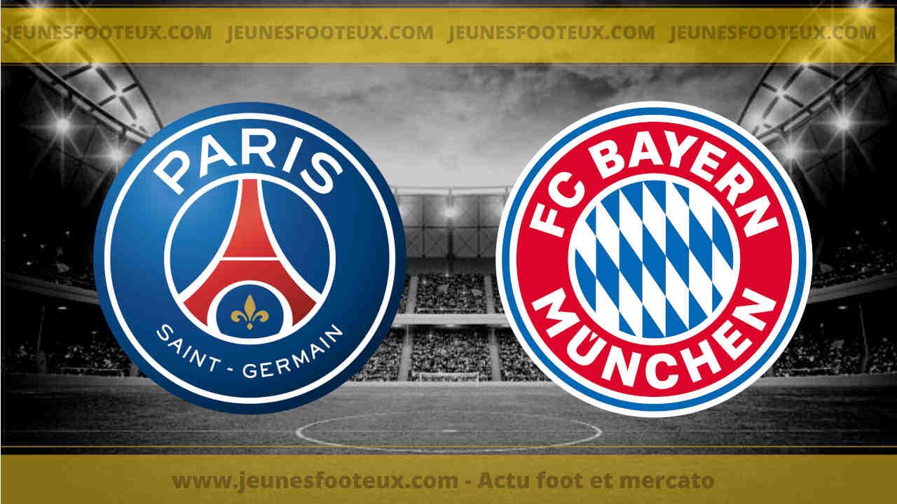 PSG - Bayern Munich : nouveau coup dur pour Hansi Flick !