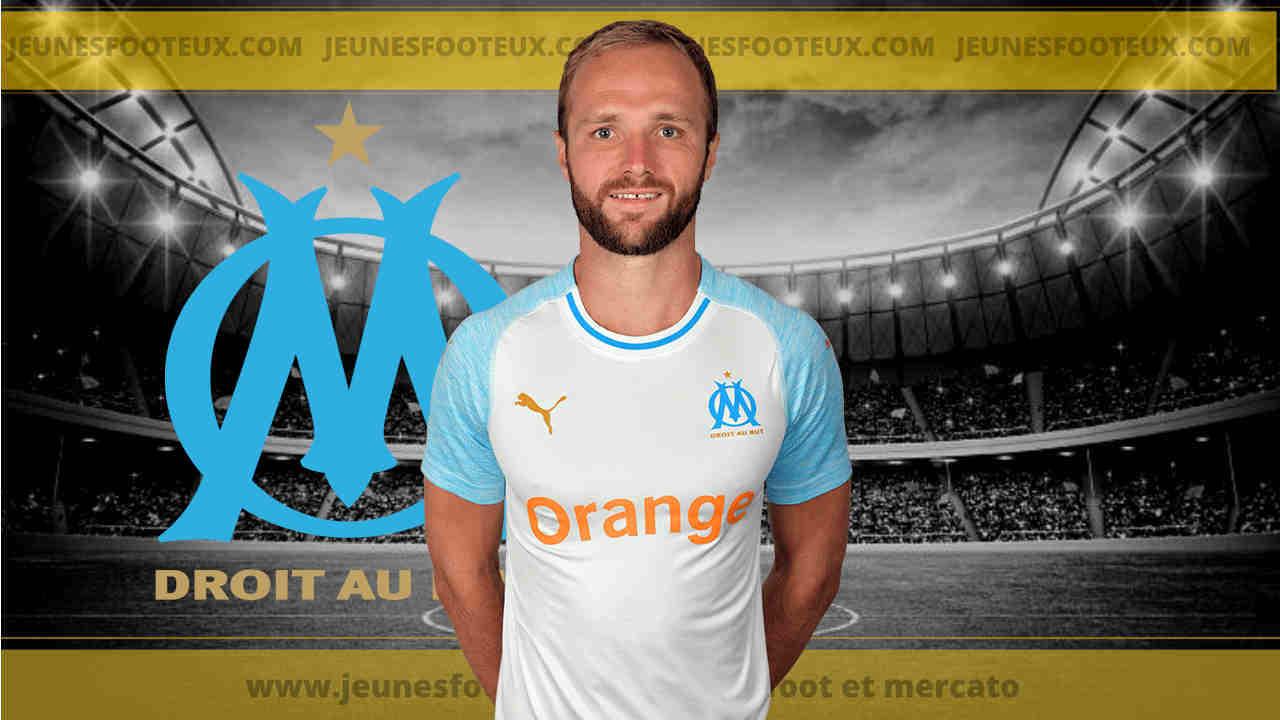 OM Foot : Valère Germain (Olympique de Marseille).