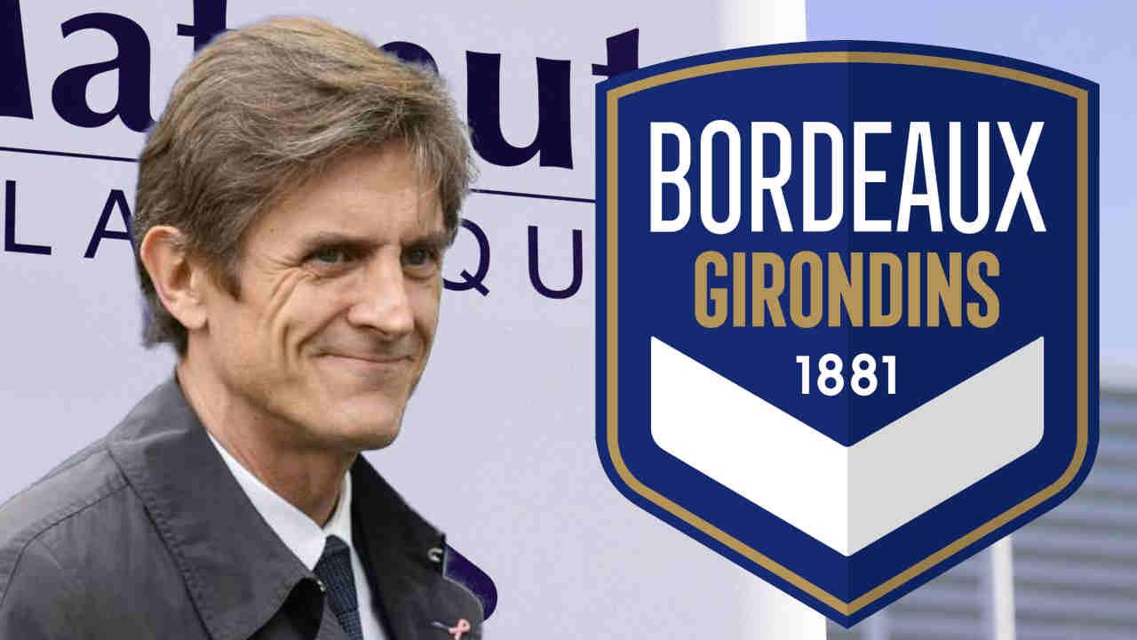 Girondins de Bordeaux : l'actionnaire du club en passe d'acter un choix fort ?