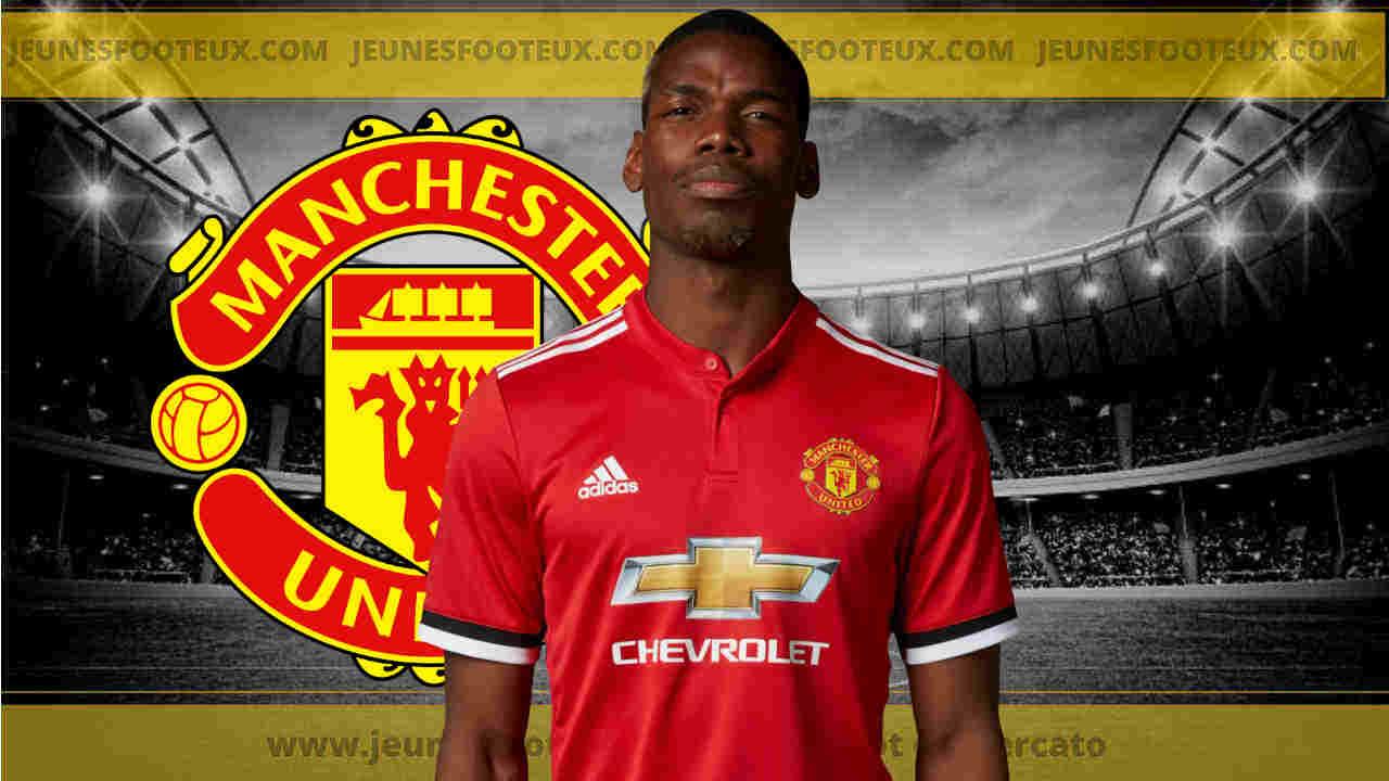 Manchester United : Paul Pogba cartonne José Mourinho