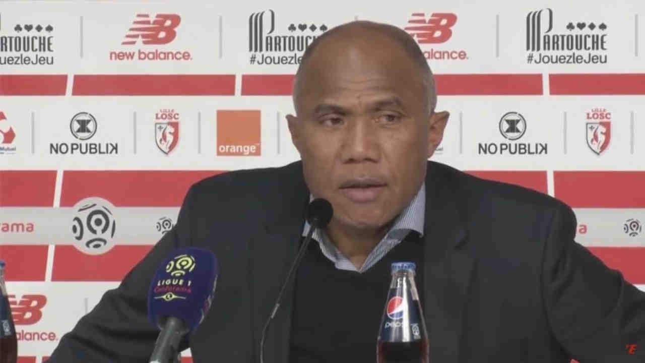 Antoine Kombouaré explique les problèmes offensifs du FC Nantes