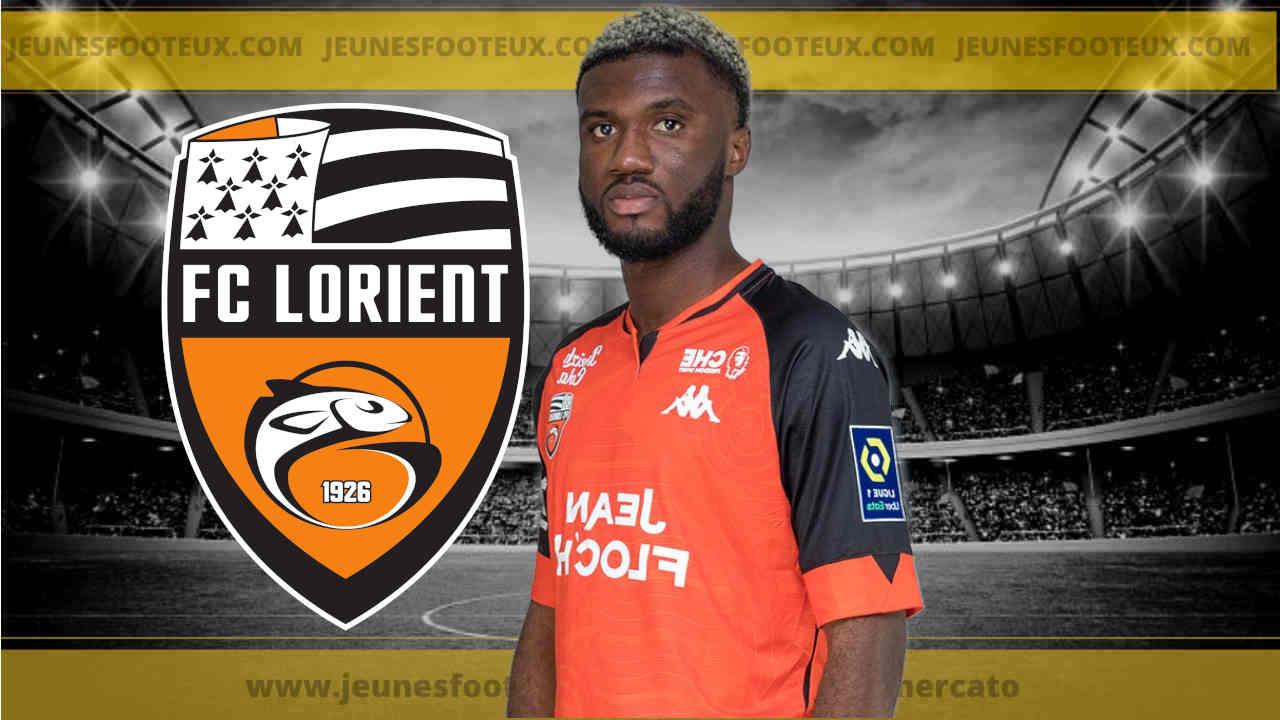 Lorient - Mercato : Dortmund garde un oeil sur Moffi