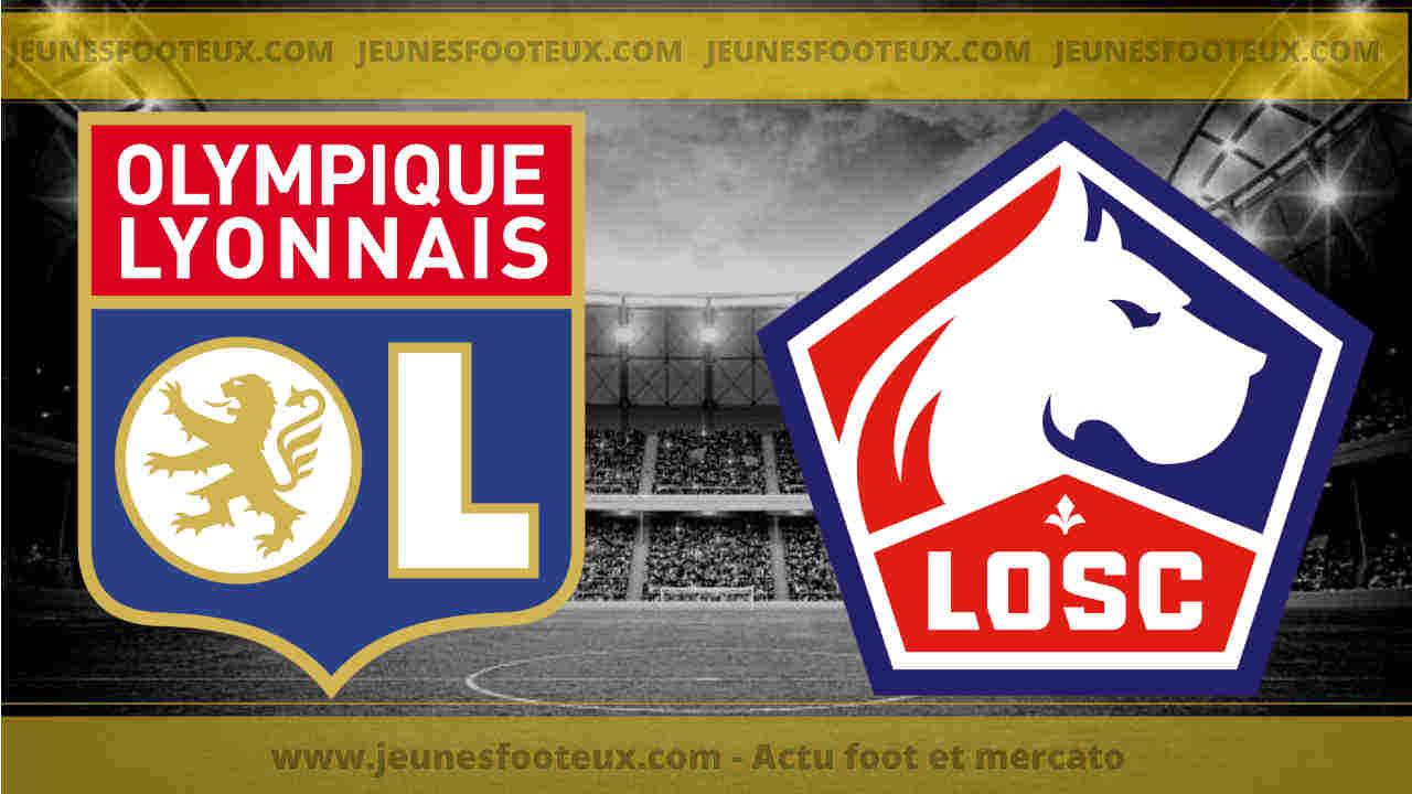 OL - LOSC : la statistique qui peut terriblement inquiéter l'Olympique Lyonnais !
