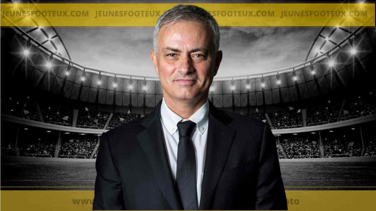 Tottenham : trois noms pour remplacer José Mourinho