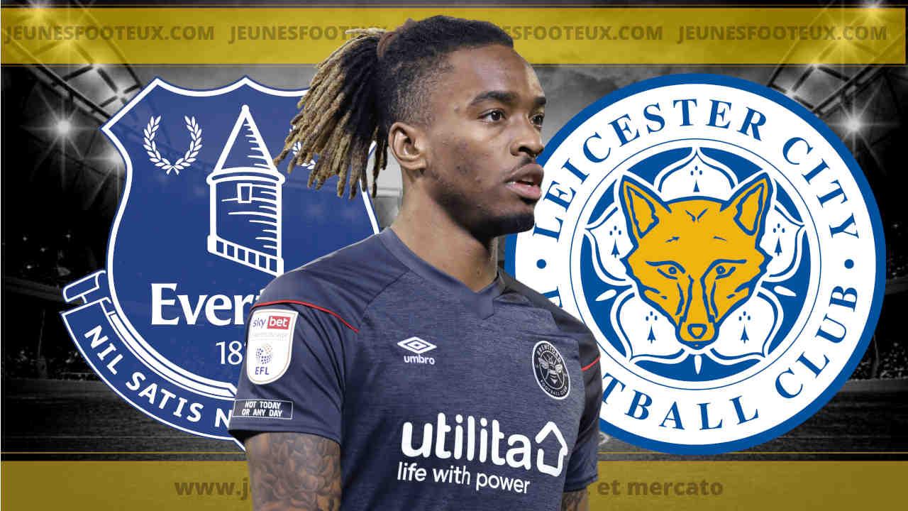 Leicester et Everton convoitent un serial buteur de Championship