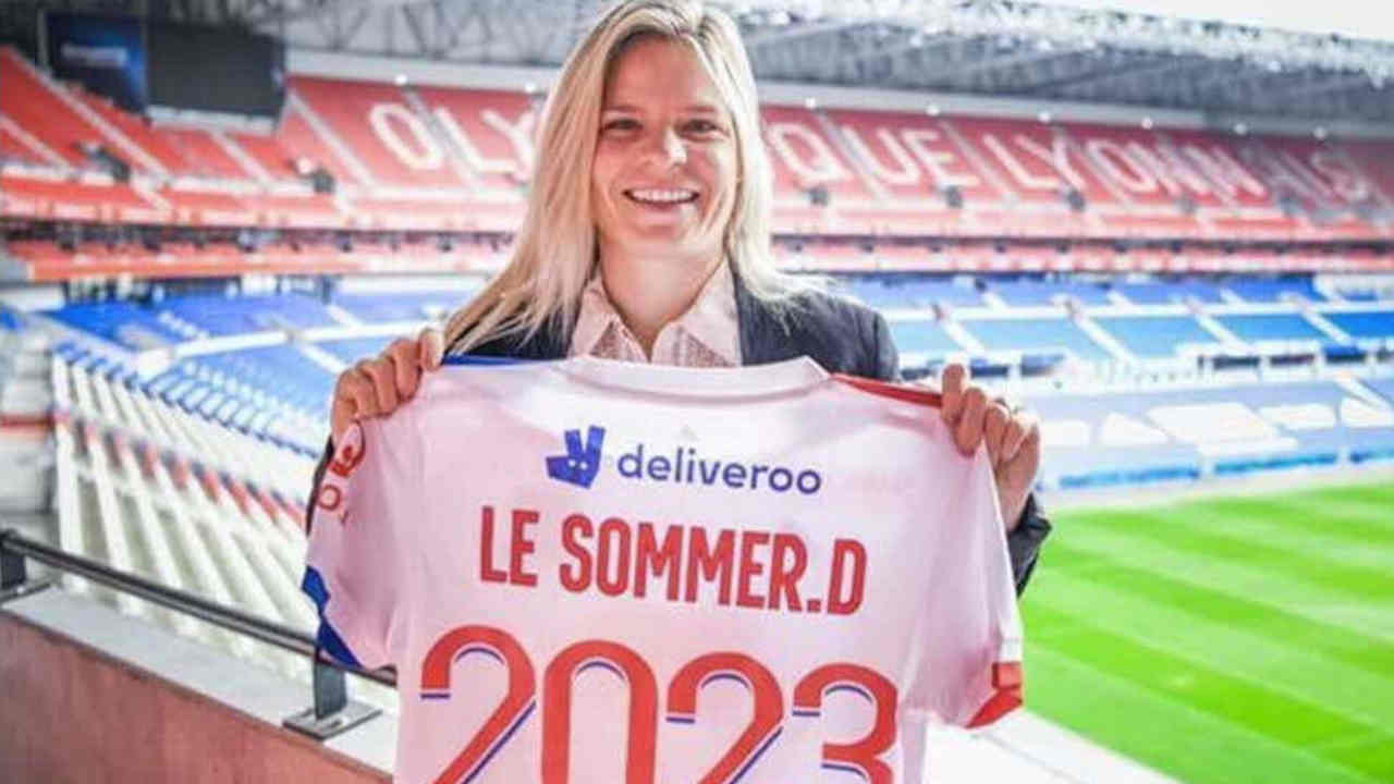 OL - Mercato : Eugénie Le Sommer va rejoindre le championnat américain (NWSL)