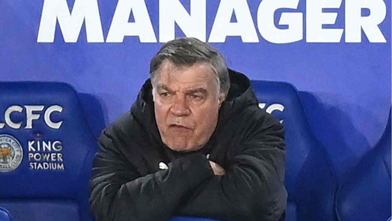 Sam Allardyce n'a pas réussi à maintenir West Bromwich en Premier League