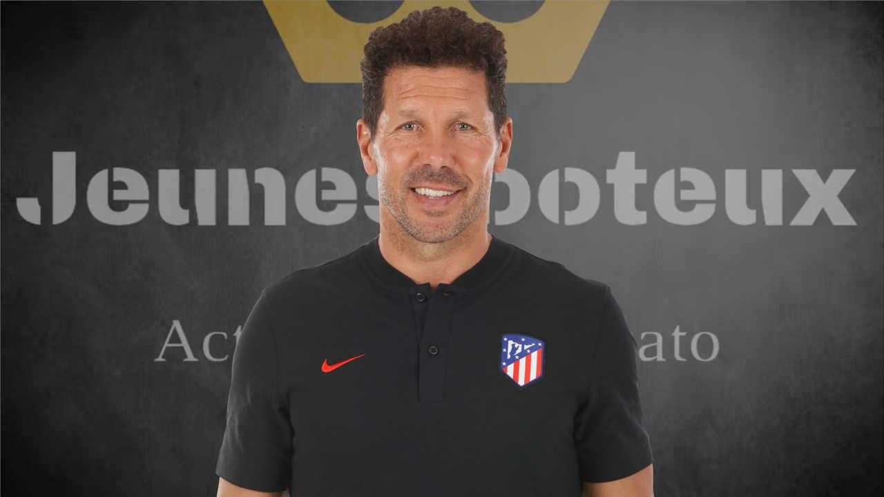 Atlético Madrid : Simeone et le retour de Partey (Arsenal).