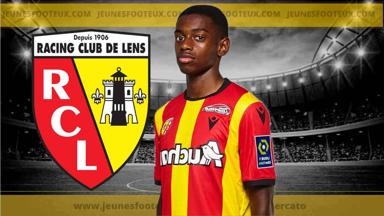 RC Lens : David Pereira Da Costa, Lensois jusqu'en 2024