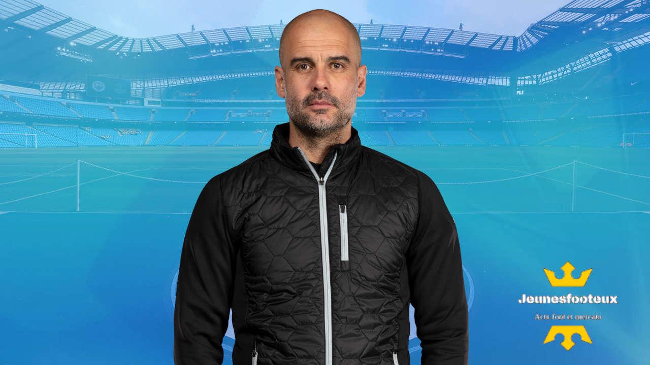 Manchester City : Un nouveau triplé pour Pep Guardiola