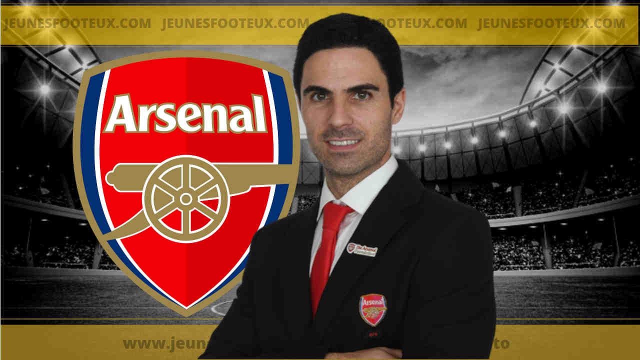 Mercato Arsenal : Mikel Arteta sur la sellette chez les Gunners